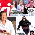 """Magazine """"Voici"""", en kiosques vendredi 29 décembre 2017."""