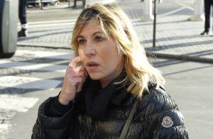 Mathilde Seigner arrêtée
