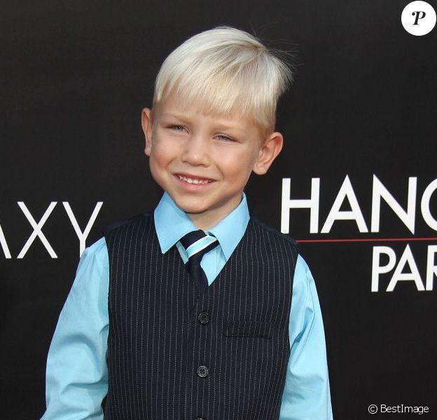 Le bébé de Very Bad Trip Grant Holmquist à Los Angeles, le 20 mai 2013.