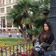 Laura (Secret Story 11) à Valence, fin décembre 2017.