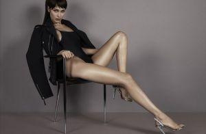 Bella Hadid : Torride en body, le top model lance son année !