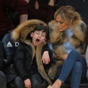 Jennifer Lopez : Sortie sportive en famille, son fils s'ennuie ferme !