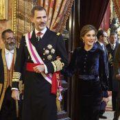Felipe VI d'Espagne : Touchant aux côtés de Letizia pour un moment spécial...
