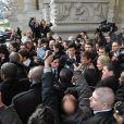 Kate Moss plus amoureuse que jamais au défilé Chanel, le 10 mars au Grand Palais