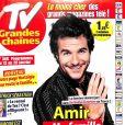 """Magazine """"TV Grandes Chaînes"""", en kiosques le 8 janvier 2018."""