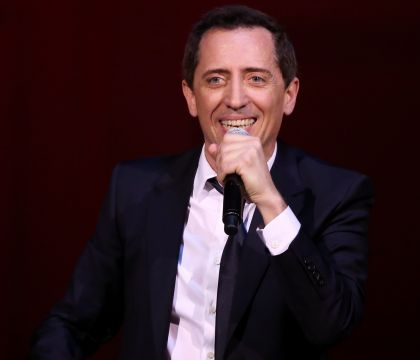 "Gad Elmaleh embarque ses parents dans son ""American Dream"""