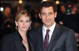La superbe Julia Roberts et le charmant Clive Owen... ne se quittent plus ! Regardez !!!