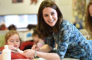 Kate Middleton enceinte : Elle ressort une robe bon marché portée pour Charlotte