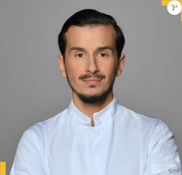 "Clément Vergeat candidat de ""Top Chef 2018"", photo officielle, M6"
