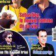 Magazine Ici Paris en kiosques le 17 janvier 2018.