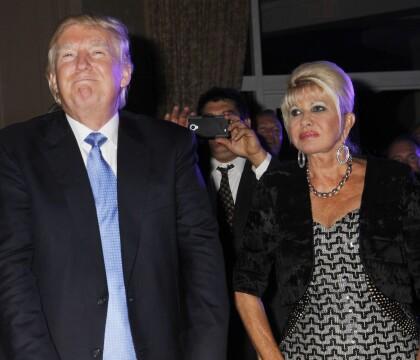 """Donald Trump défendu par son ex-femme Ivana : """"C'est un génie stable"""""""