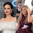 Gerard Butler invité de l'émission Watch What Happens Next Live et répond à la question : Qui d'Angelina Jolie et Jennifer Aniston embrasse le mieux ? - janvier 2018
