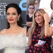 Jennifer Aniston et Angelina Jolie : Laquelle des deux embrasse le mieux ?