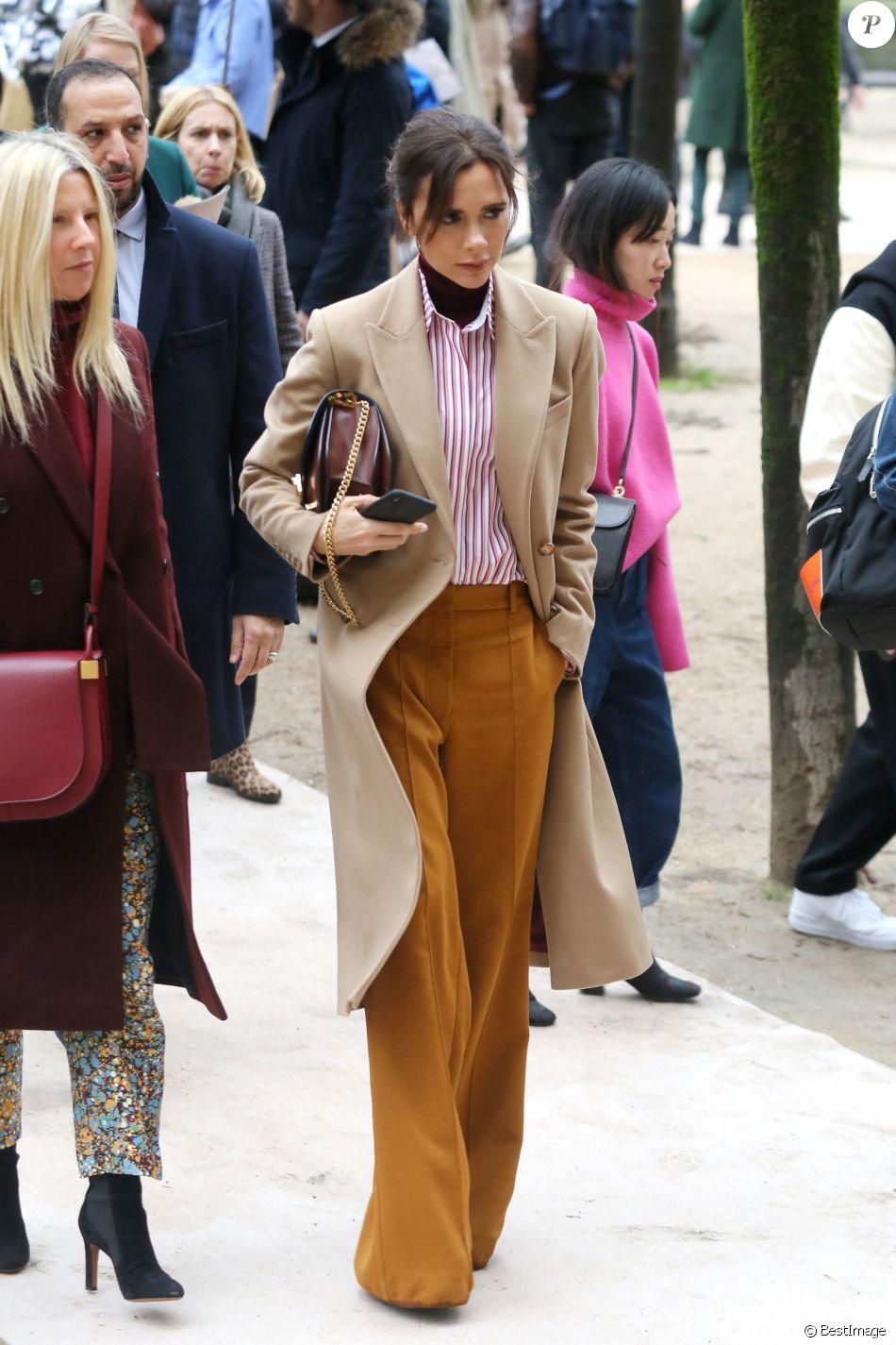 Fashion Look Paris Hiver