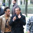 Neymar Jr - Sorties du défilé de mode Louis Vuitton homme automne-hiver 2018-2019 au Palais Royal à Paris. Le 18 janvier 2018 © CVS - Veeren / Bestimage