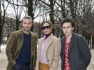 David, Victoria et Brooklyn Beckham : Adieux spectaculaires chez Louis Vuitton