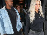 Kim Kardashian et Kanye West : Déjà de la concurrence pour leur petite Chicago !