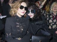 Fashion Week : Isabelle Adjani et Clotilde Courau, superstars des premiers rangs