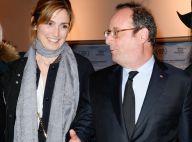 Julie Gayet et François Hollande, amoureux rayonnants sur le tapis rouge