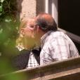 """Thierry et Véronique - """"L'amour est dans le pré, que sont-ils devenus ?"""". Le 29 janvier 2018."""