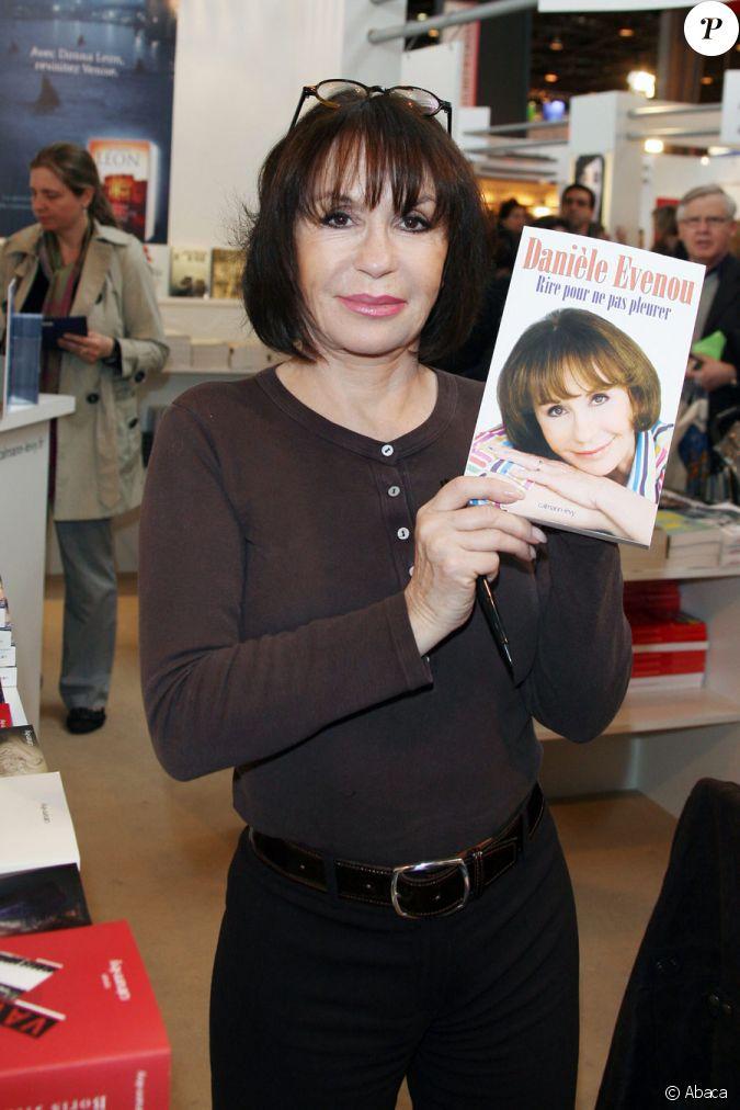 Dani le evenou au salon du livre le 14 mars 2009 for Salon du divorce