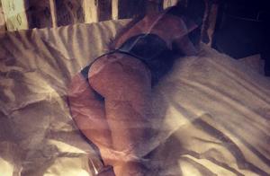 Heidi Klum : Canon en lingerie, elle est