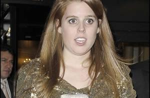 Quand la princesse Beatrice se met sur son 31... Attention les yeux !