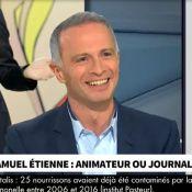 Samuel Etienne moitié moins payé que Julien Lepers : Son salaire dévoilé