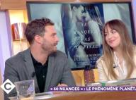 Dakota Johnson et Jamie Dornan : Leur drôle de préparation aux scènes de sexe