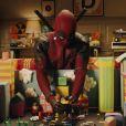 Première bande-annonce de Deadpool 2.