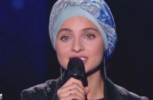 Mennel (The Voice 7) : Après la polémique, elle quitte l'émission !