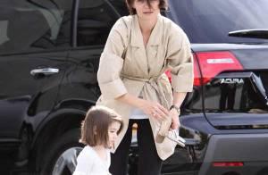 Katie Holmes... sa fille Suri est sa meilleure amie ! Regardez !