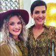 """Marlène, candidate des """"Reines du shopping"""" (M6) et Miss, se dévoile ultra sexy sur les réseaux sociaux."""