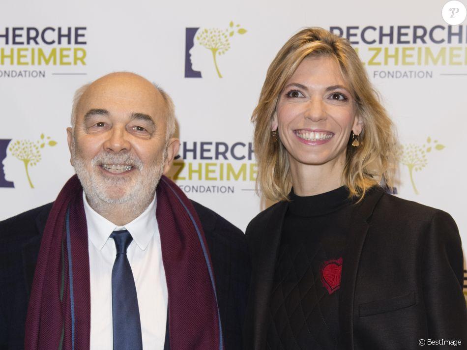 G rard jugnot et sa femme patricia campi concert du 13 me gala 2018 de l 39 association pour la - Jean francois balmer et sa femme ...