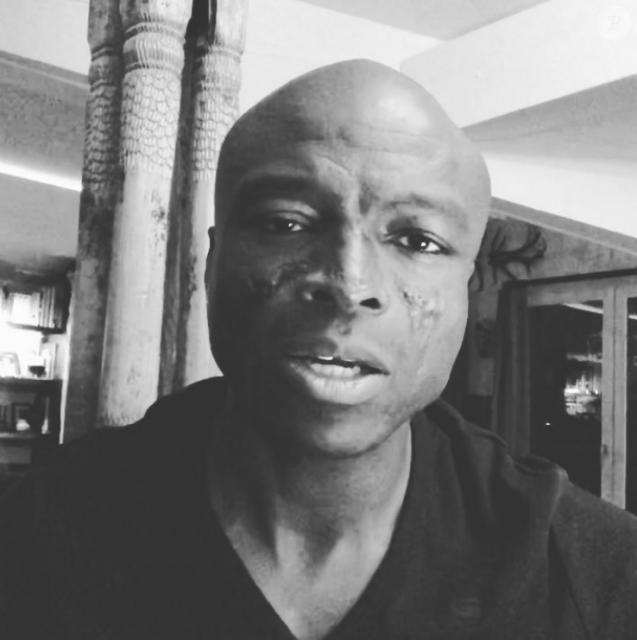 Seal dans une vidéo publiée sur Instagram en janvier 2018.