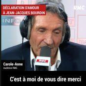 Jean-Jacques Bourdin ému aux larmes grâce à la déclaration d'une auditrice...