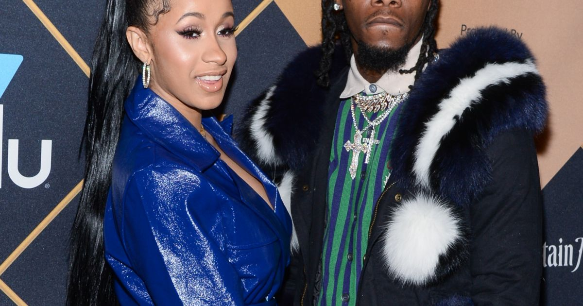 Cardi B enceinte ? La rappeuse illumine la Fashion Week