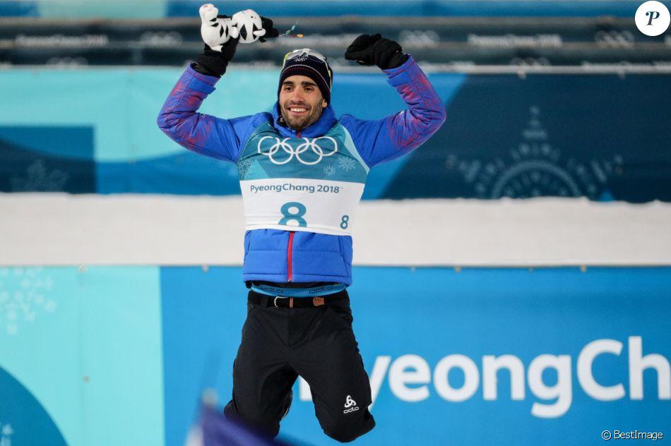 poursuite biathlon jo 2018