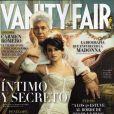 L'édition espagnole de Vanity Fair - avril 2009