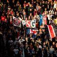 Ambiance lors du match PSG - Strasbourg (5-2) au Parc des Princes à Paris le 17 février 2018. © Cyril Moreau / Bestimage