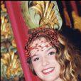 Archives - Cécilia Cara lors d'une soirée autour de Roméo et Juliette, en 2000 à Paris.