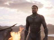 "Chadwick Boseman : La ""Black Panther"" au sommet... et ultra-canon torse nu"