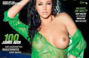 La bombe Sophia Cahill, finaliste de Miss World... a de sérieux arguments !