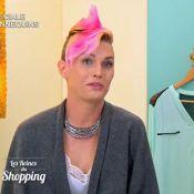 Les Reines du shopping : Émeline méconnaissable sans sa crête rose !