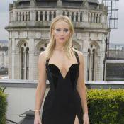 Jennifer Lawrence : Attaquée sur sa robe sexy, elle répond à sa manière...