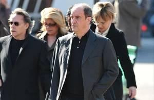 Le poignant adieu à Alain Bashung : Bertrand Cantat, Souchon, Raphaël, Hardy... Le monde du spectacle est bouleversé...