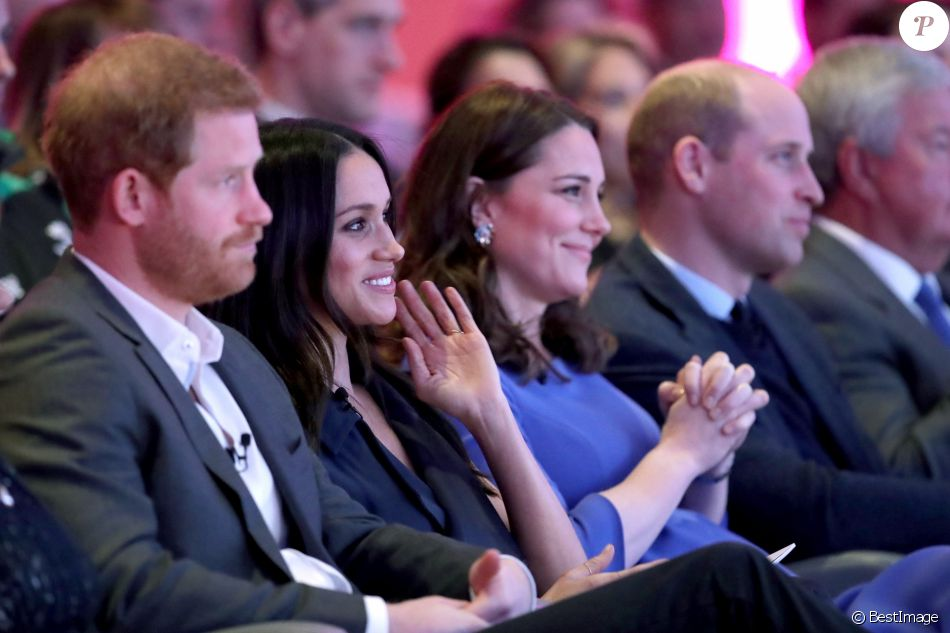 Meghan Markle vole la vedette à Kate et William