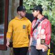 Joe et Nick Jonas à Sydney, le 26 février 2018