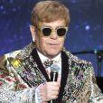 Elton John annonce une tournée d'adieux marathon, le 'Farewell Yellow Brick Road' à New York. La star de 70 ans a expliqué qu'il ne mettrait pas pour autant un terme à sa carrière de musicien et de chanteur et qu'il continuerait à produire de la musique. Le 24 janvier 2018.