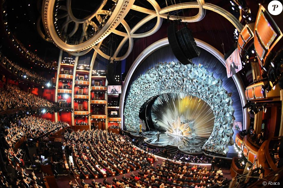 ambiance pendant les oscars dolby theatre los angeles le 4 mars 2018 purepeople. Black Bedroom Furniture Sets. Home Design Ideas
